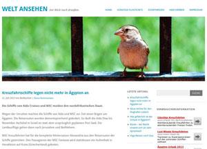 Blog Weltansehen.de